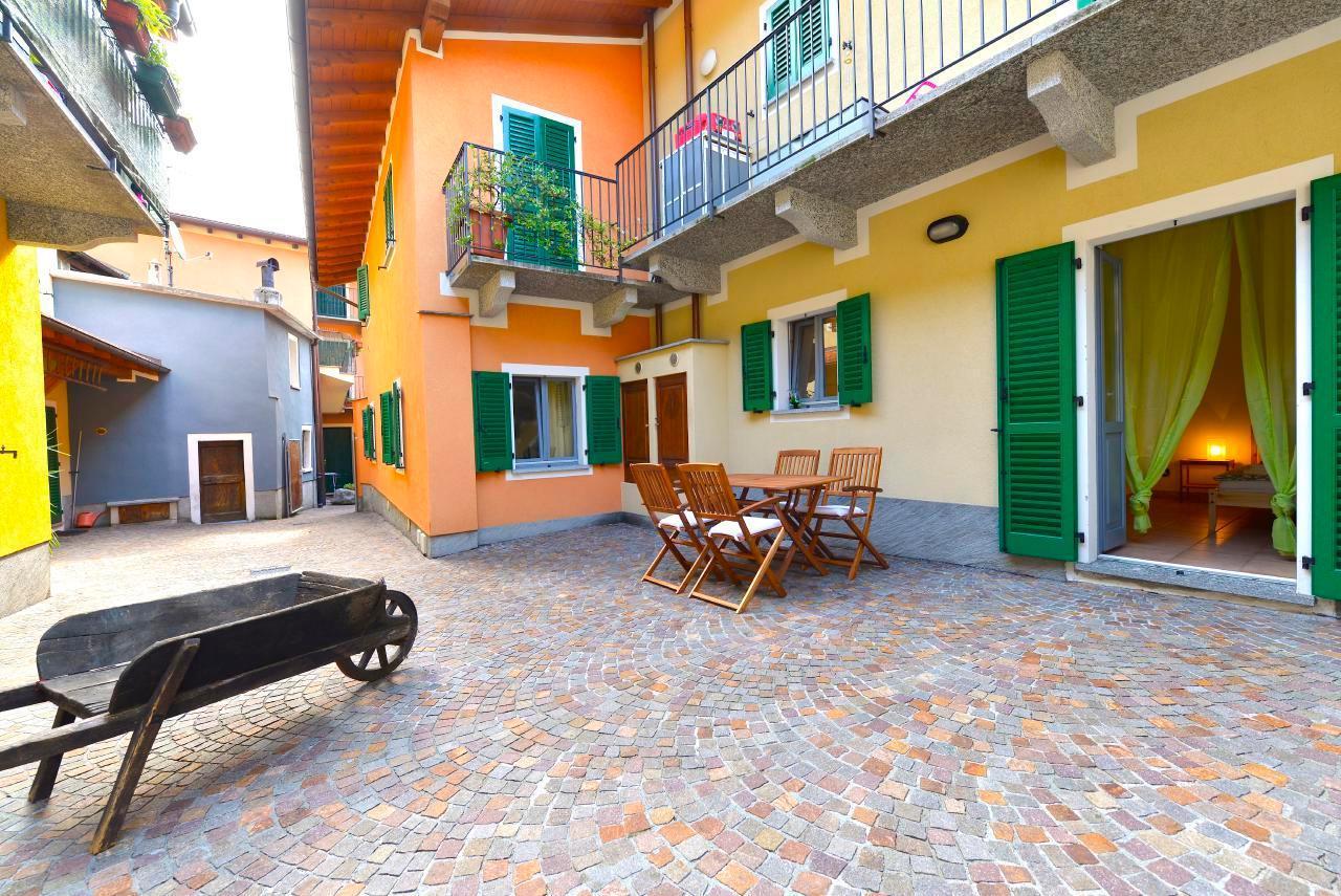 Holiday apartment LA CORTE (2182525), Cannobio, Lake Maggiore (IT), Piedmont, Italy, picture 27