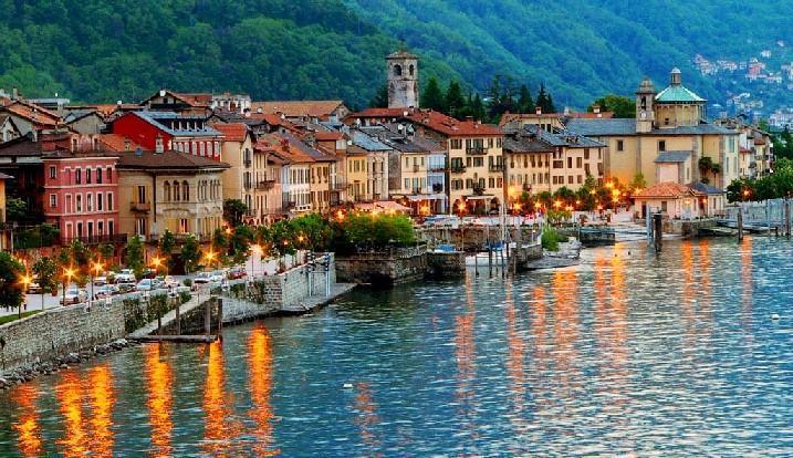 Holiday apartment LA CORTE (2182525), Cannobio, Lake Maggiore (IT), Piedmont, Italy, picture 1