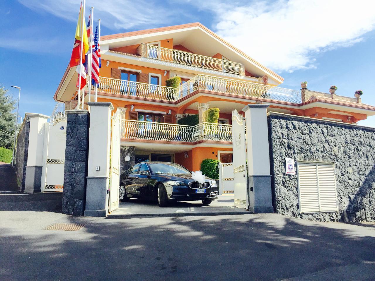 Appartement de vacances Etna Royal View -  Zwei-Zimmer-Wohnung mit Blick auf den Garten (2182582), Trecastagni, Catania, Sicile, Italie, image 5