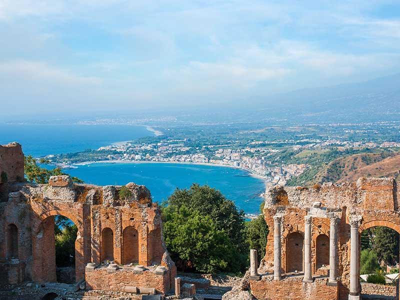 Appartement de vacances Etna Royal View -  Zwei-Zimmer-Wohnung mit Blick auf den Garten (2182582), Trecastagni, Catania, Sicile, Italie, image 47