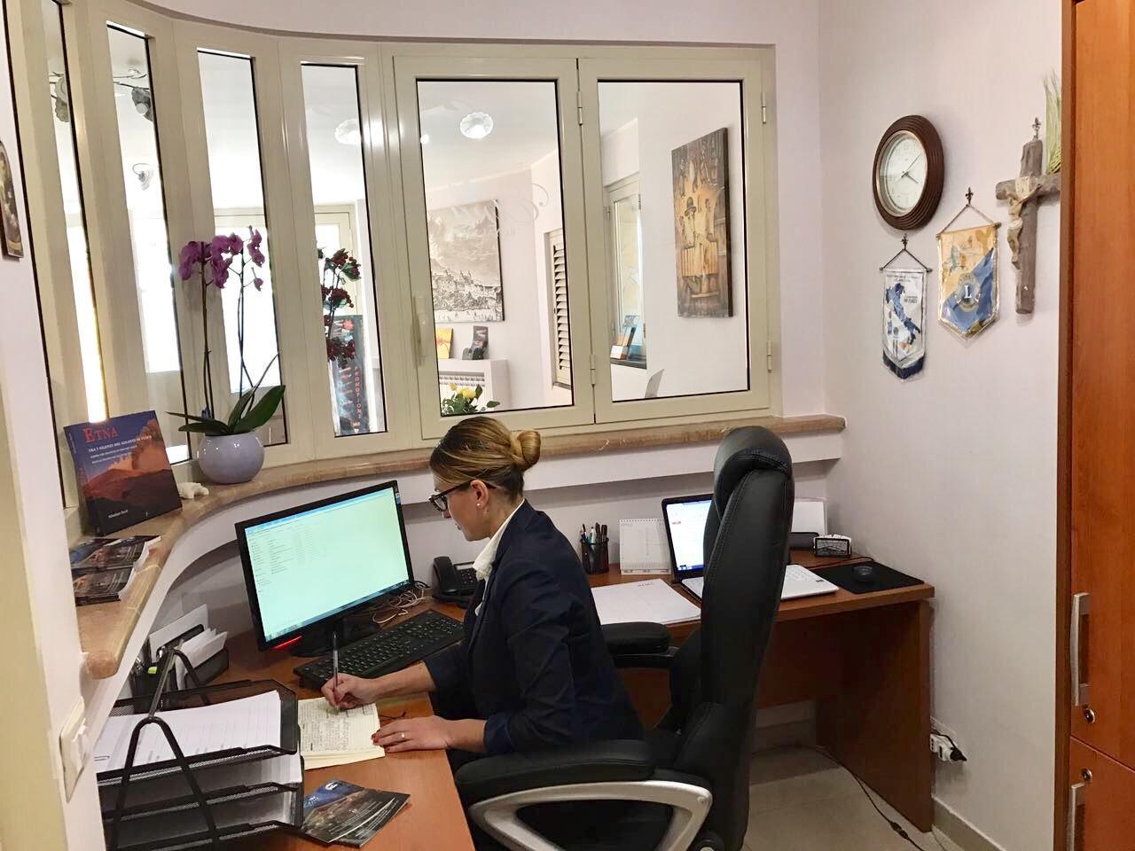 Appartement de vacances Etna Royal View -  Zwei-Zimmer-Wohnung mit Blick auf den Garten (2182582), Trecastagni, Catania, Sicile, Italie, image 8