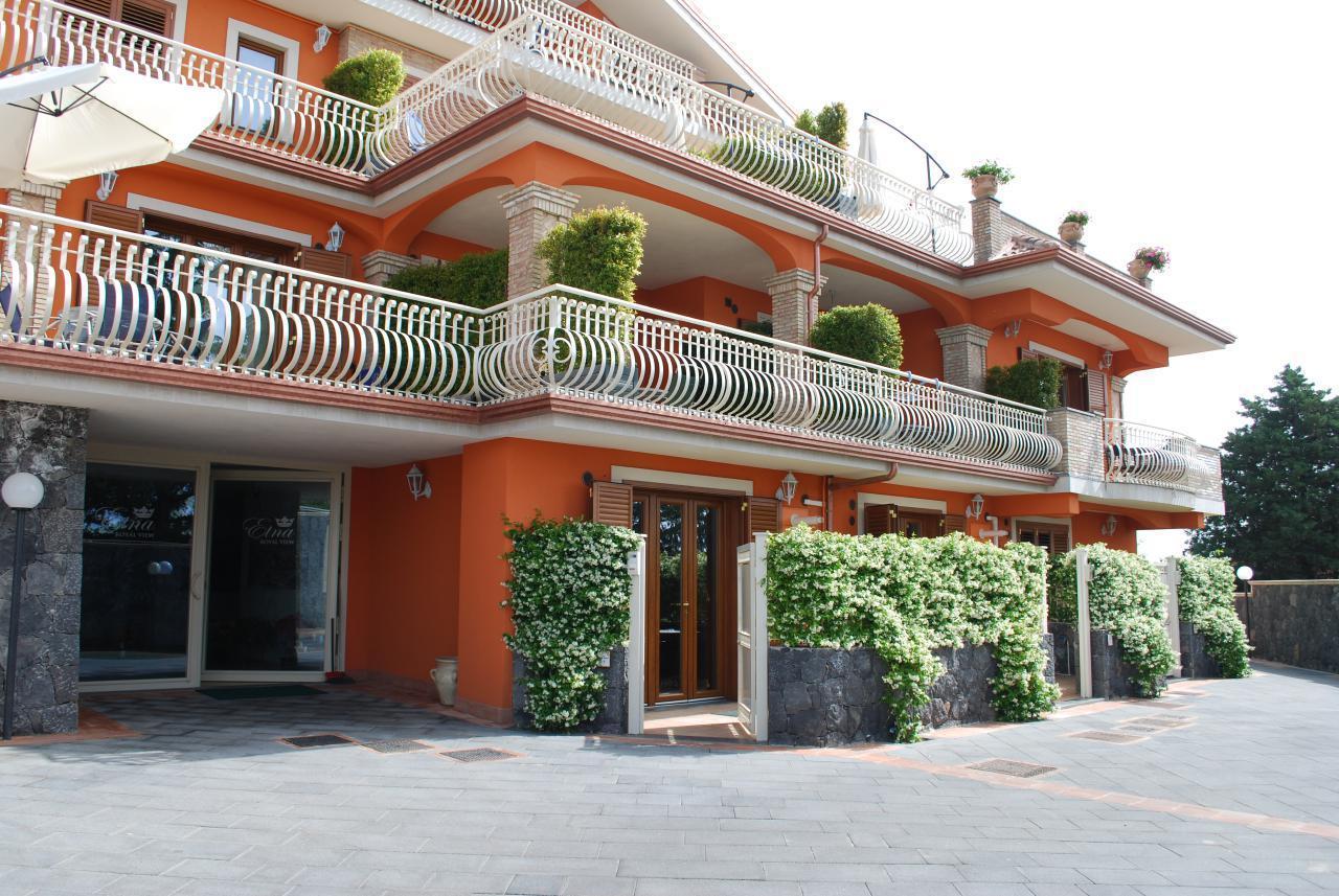 Appartement de vacances Etna Royal View -  Zwei-Zimmer-Wohnung mit Blick auf den Garten (2182582), Trecastagni, Catania, Sicile, Italie, image 2