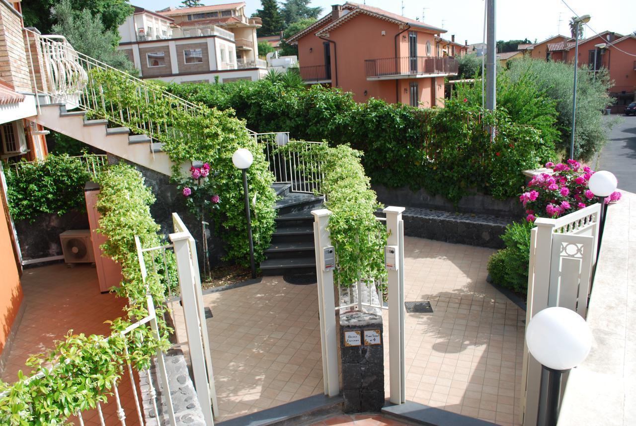 Appartement de vacances Etna Royal View -  Zwei-Zimmer-Wohnung mit Blick auf den Garten (2182582), Trecastagni, Catania, Sicile, Italie, image 14