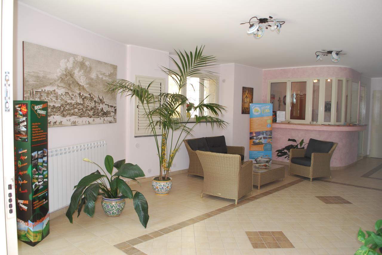 Appartement de vacances Etna Royal View -  Zwei-Zimmer-Wohnung mit Blick auf den Garten (2182582), Trecastagni, Catania, Sicile, Italie, image 6