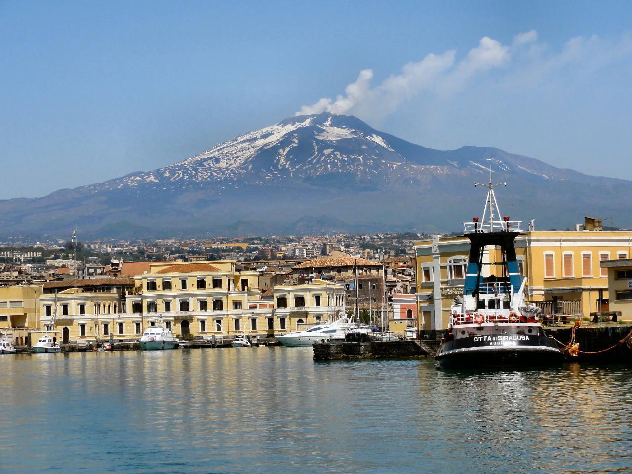 Appartement de vacances Etna Royal View -  Zwei-Zimmer-Wohnung mit Blick auf den Garten (2182582), Trecastagni, Catania, Sicile, Italie, image 31