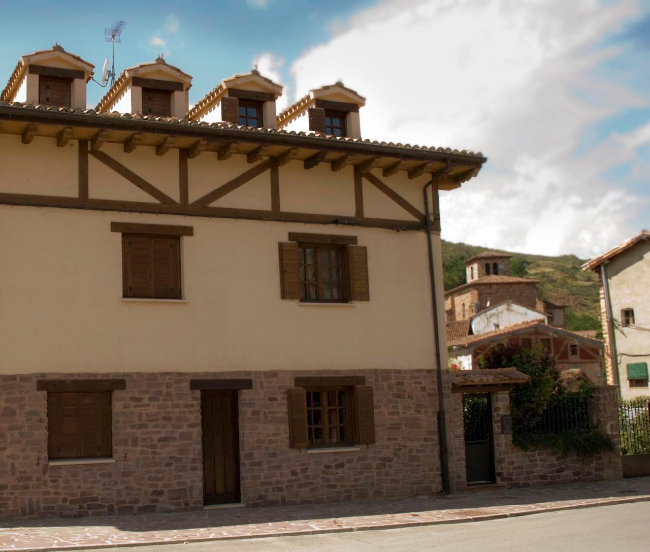 Ferienhaus CASA RURAL FRESNEDA. ALOJAMIENTO DE CALMA Y ENCANTO (2182849), Fresneda de la Sierra Tiron, Burgos, Kastilien-León, Spanien, Bild 2