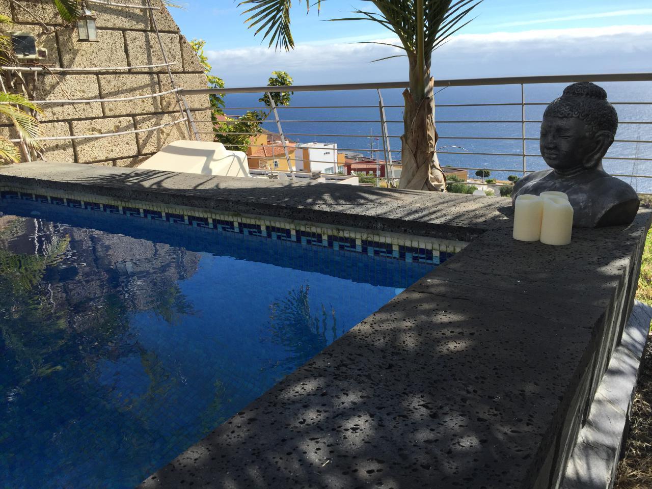 Maison de vacances Villa mit eigenem Pool und Blick (2182890), Candelaria (ES), Ténérife, Iles Canaries, Espagne, image 8