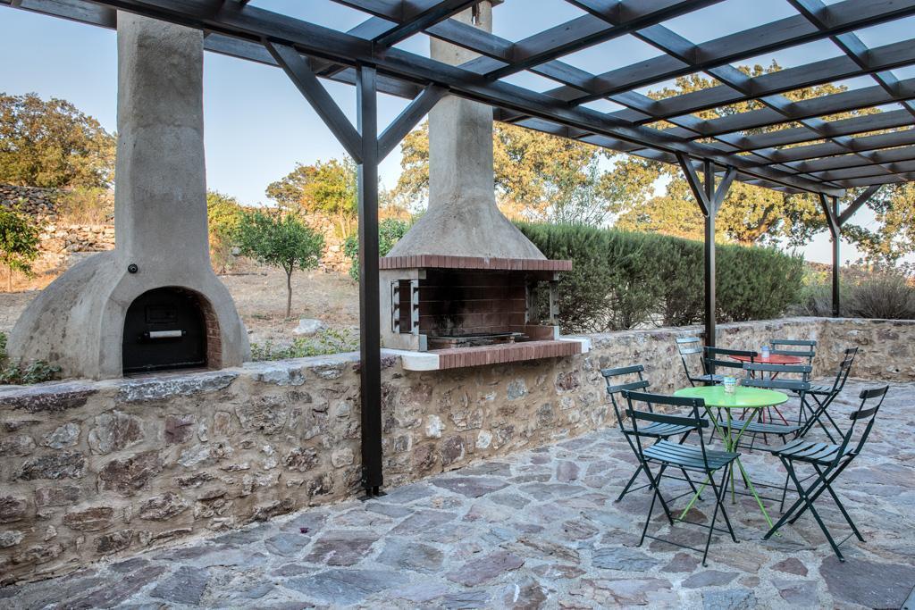 Ferienhaus Geräumiges Steinhaus mit Infinity-Pool & atemberaubender Aussicht (2185488), Githio, , Peloponnes, Griechenland, Bild 31