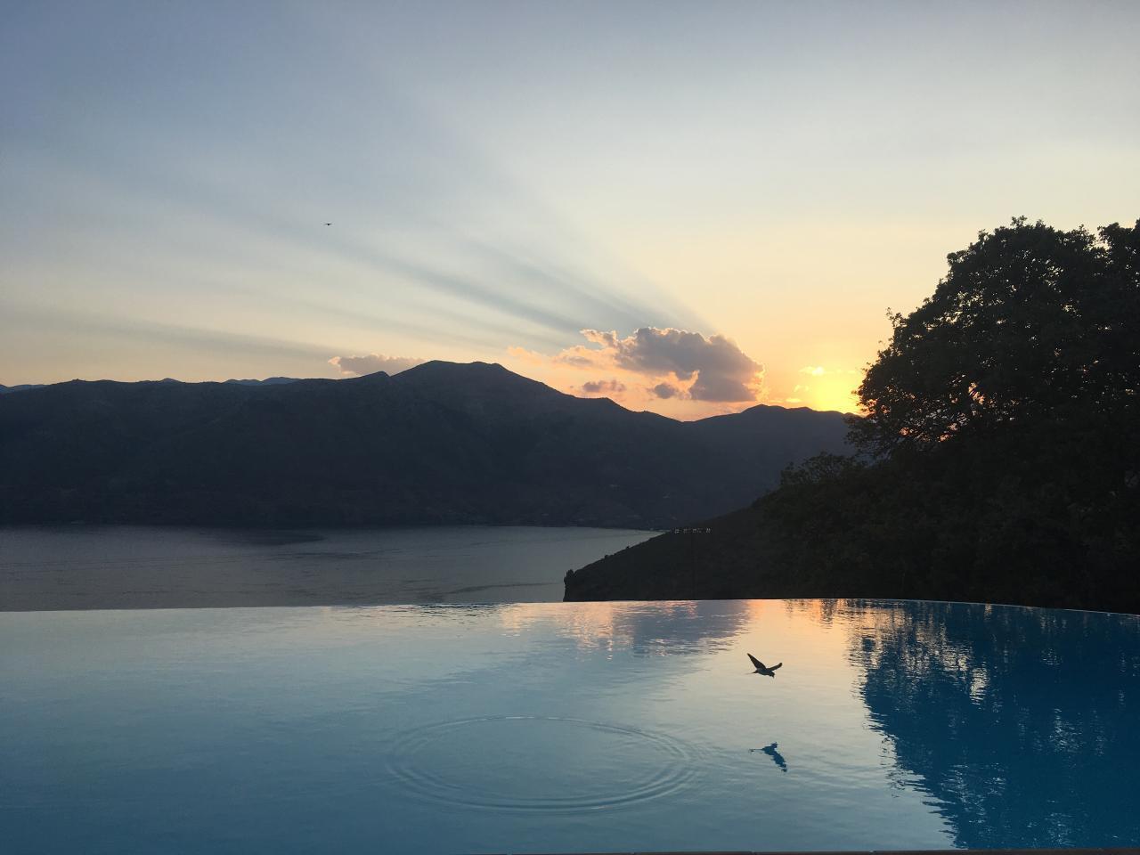Ferienhaus Geräumiges Steinhaus mit Infinity-Pool & atemberaubender Aussicht (2185488), Githio, , Peloponnes, Griechenland, Bild 9