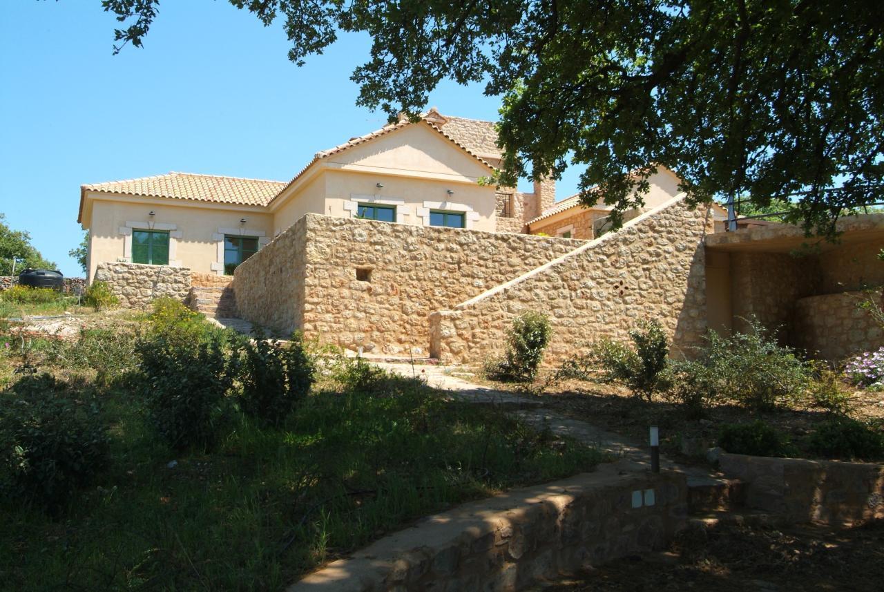 Ferienhaus Geräumiges Steinhaus mit Infinity-Pool & atemberaubender Aussicht (2185488), Githio, , Peloponnes, Griechenland, Bild 33
