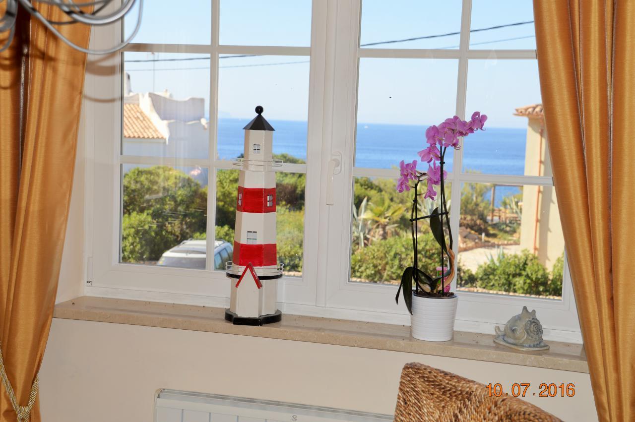 Exclusives Ferienhaus mit Pool am Meer für 2 7 Personen mit Meerblick