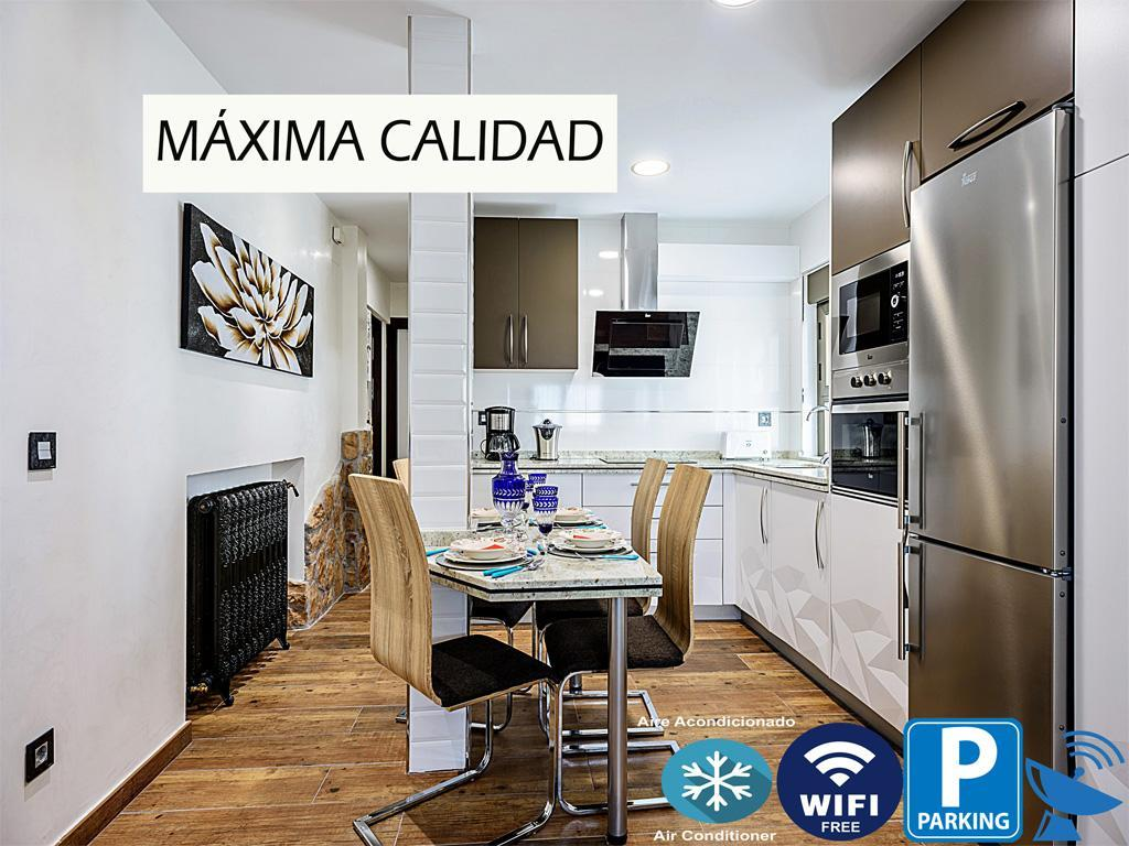 Ferienwohnung Apartament La Rana de Salamanca mit Parkplatz und WIFI für 4 Personen (2206974), Salamanca, Salamanca, Kastilien-León, Spanien, Bild 9