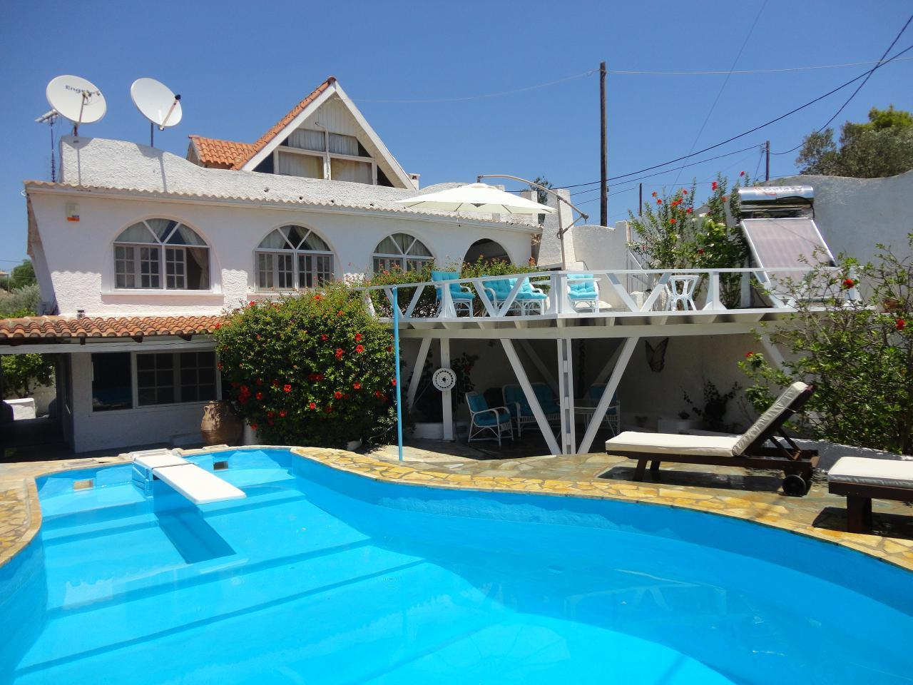 Holiday house Villa in Strandnähe (221759), Porto Cheli, , Peloponnese, Greece, picture 1