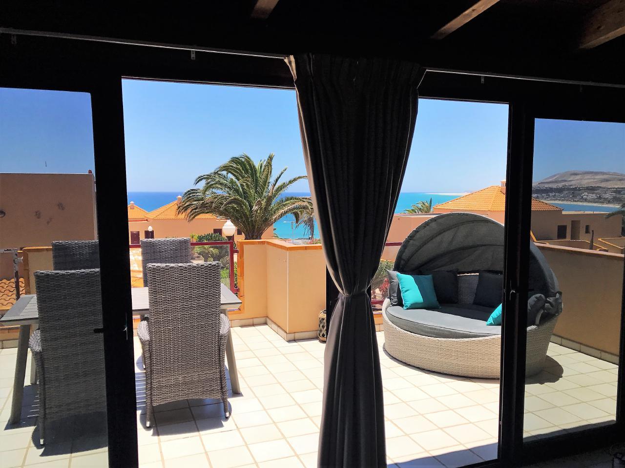 Ferienwohnung PANORAMA 2 - Ausblick auf den Ocean! FREE WiFi (2220200), Costa Calma, Fuerteventura, Kanarische Inseln, Spanien, Bild 11