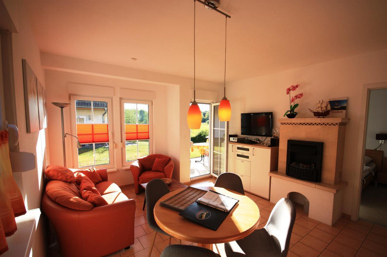 Ferienwohnung 3-Raum-Apartment ***ca. 200 m zum Sandstrand** * (223146), Koserow, Usedom, Mecklenburg-Vorpommern, Deutschland, Bild 12