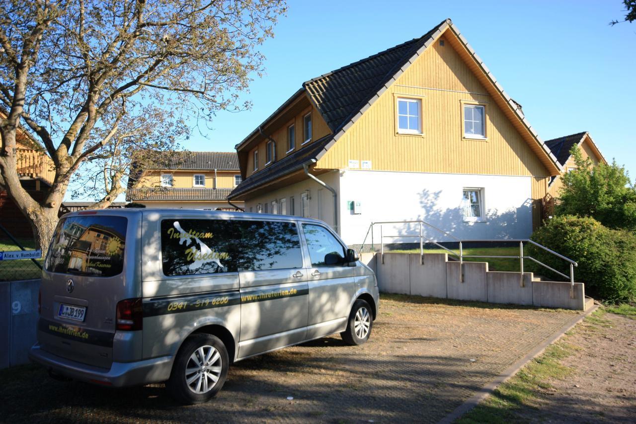 Ferienwohnung 3-Raum-Apartment ***ca. 200 m zum Sandstrand** * (223146), Koserow, Usedom, Mecklenburg-Vorpommern, Deutschland, Bild 22