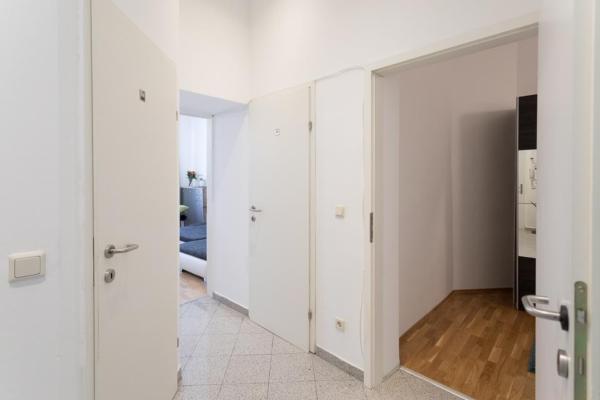 Holiday apartment Ruhige 52m²-Wohnung - 10 Min. Stephansdom (2233320), Vienna, 2. District (Leopoldstadt), Vienna, Austria, picture 16