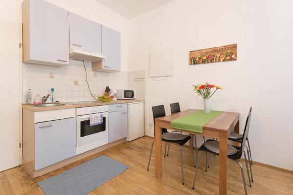 Holiday apartment Ruhige 52m²-Wohnung - 10 Min. Stephansdom (2233320), Vienna, 2. District (Leopoldstadt), Vienna, Austria, picture 8