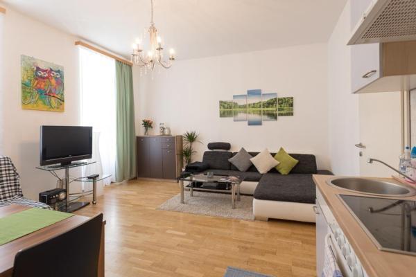 Holiday apartment Ruhige 52m²-Wohnung - 10 Min. Stephansdom (2233320), Vienna, 2. District (Leopoldstadt), Vienna, Austria, picture 2