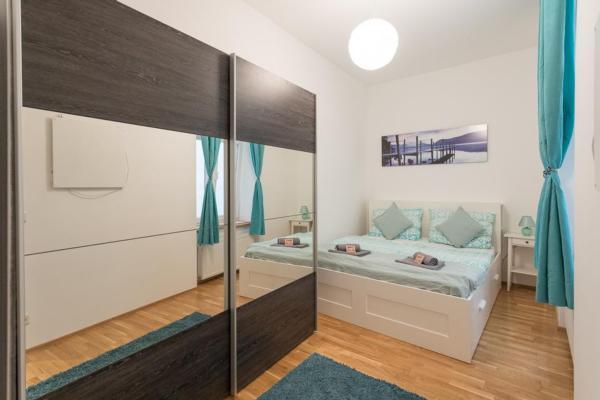 Holiday apartment Ruhige 52m²-Wohnung - 10 Min. Stephansdom (2233320), Vienna, 2. District (Leopoldstadt), Vienna, Austria, picture 9