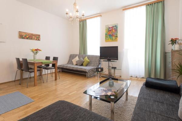 Holiday apartment Ruhige 52m²-Wohnung - 10 Min. Stephansdom (2233320), Vienna, 2. District (Leopoldstadt), Vienna, Austria, picture 6