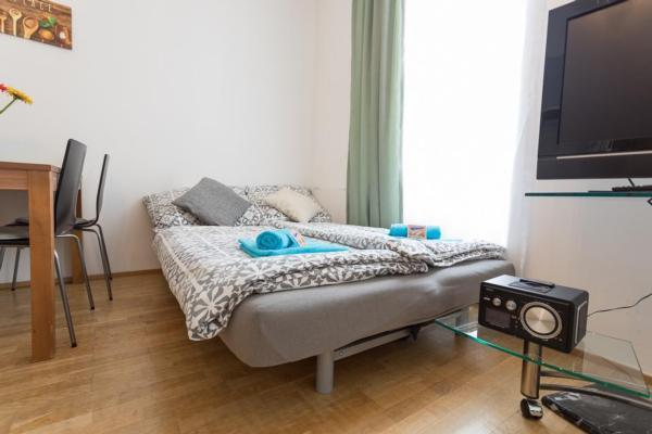 Holiday apartment Ruhige 52m²-Wohnung - 10 Min. Stephansdom (2233320), Vienna, 2. District (Leopoldstadt), Vienna, Austria, picture 5