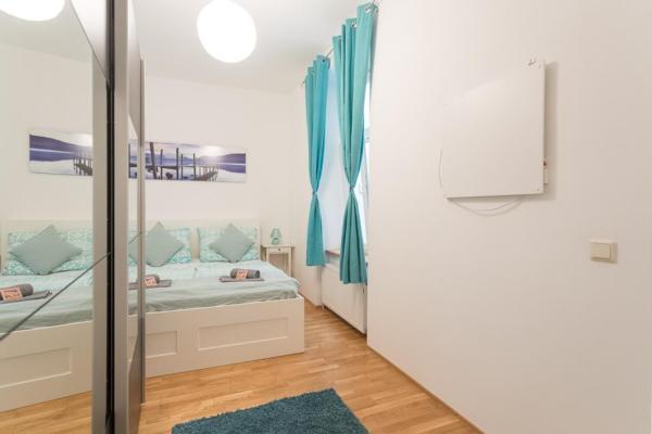 Holiday apartment Ruhige 52m²-Wohnung - 10 Min. Stephansdom (2233320), Vienna, 2. District (Leopoldstadt), Vienna, Austria, picture 13
