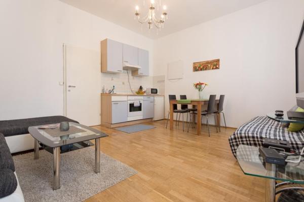 Holiday apartment Ruhige 52m²-Wohnung - 10 Min. Stephansdom (2233320), Vienna, 2. District (Leopoldstadt), Vienna, Austria, picture 4