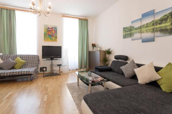 Holiday apartment Ruhige 52m²-Wohnung - 10 Min. Stephansdom (2233320), Vienna, 2. District (Leopoldstadt), Vienna, Austria, picture 3