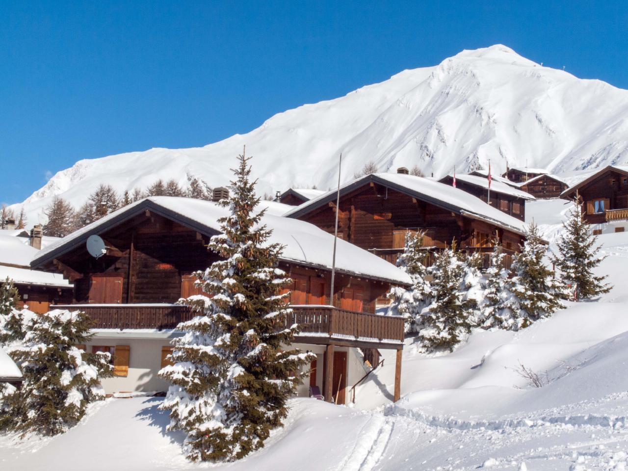 Ferienwohnung Chalet Allegra | Ferienwohnung in den Alpen (2245630), Rosswald, Brig - Simplon, Wallis, Schweiz, Bild 4