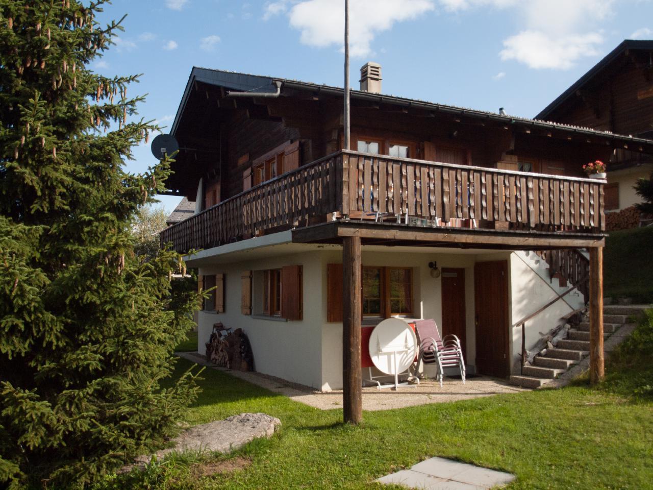 Ferienwohnung Chalet Allegra | Ferienwohnung in den Alpen (2245630), Rosswald, Brig - Simplon, Wallis, Schweiz, Bild 8