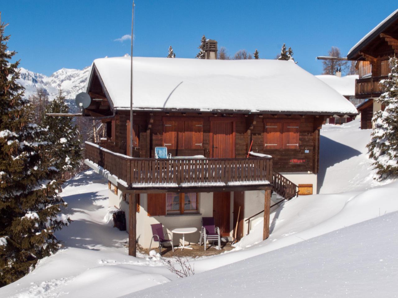Ferienwohnung Chalet Allegra | Ferienwohnung in den Alpen (2245630), Rosswald, Brig - Simplon, Wallis, Schweiz, Bild 2