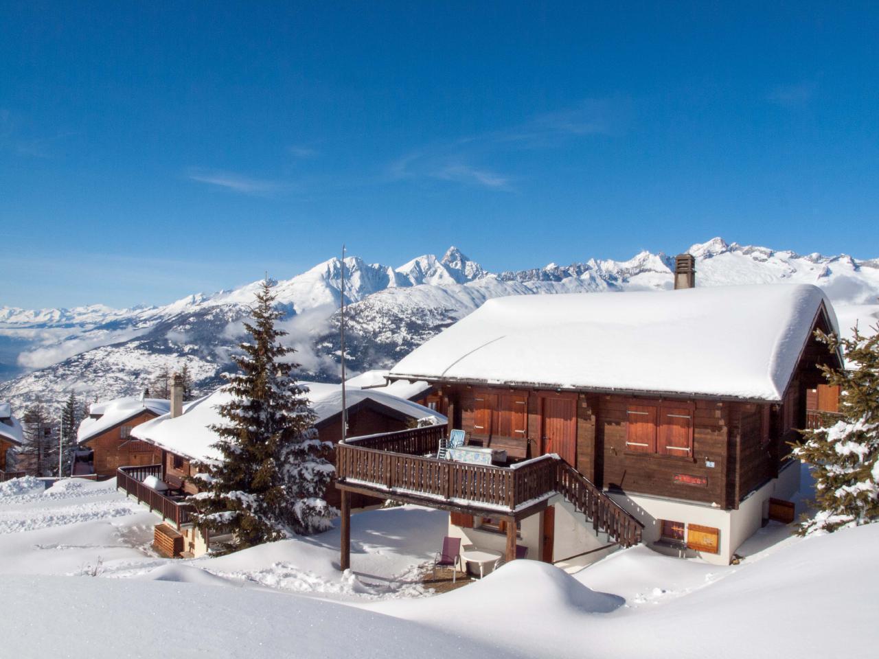 Ferienwohnung Chalet Allegra | Ferienwohnung in den Alpen (2245630), Rosswald, Brig - Simplon, Wallis, Schweiz, Bild 3