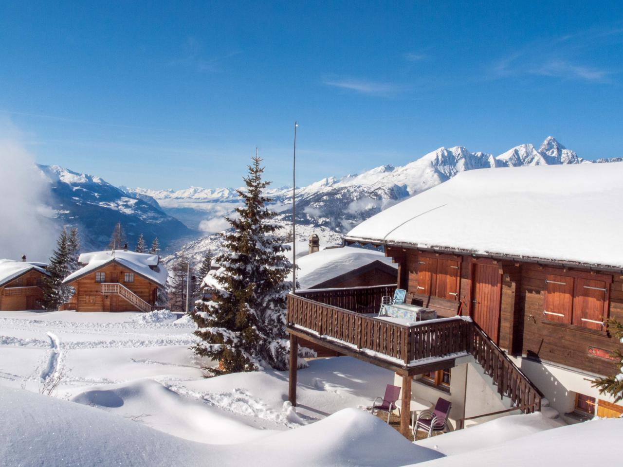 Ferienwohnung Chalet Allegra | Ferienwohnung in den Alpen (2245630), Rosswald, Brig - Simplon, Wallis, Schweiz, Bild 5