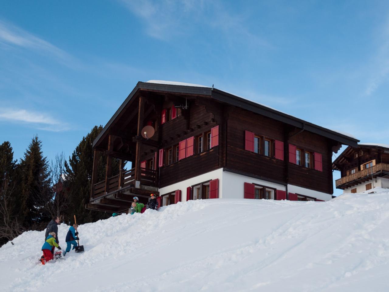 Ferienwohnung Chalet Gerbera | Familienwohnung auf Rosswald (2245642), Rosswald, Brig - Simplon, Wallis, Schweiz, Bild 15