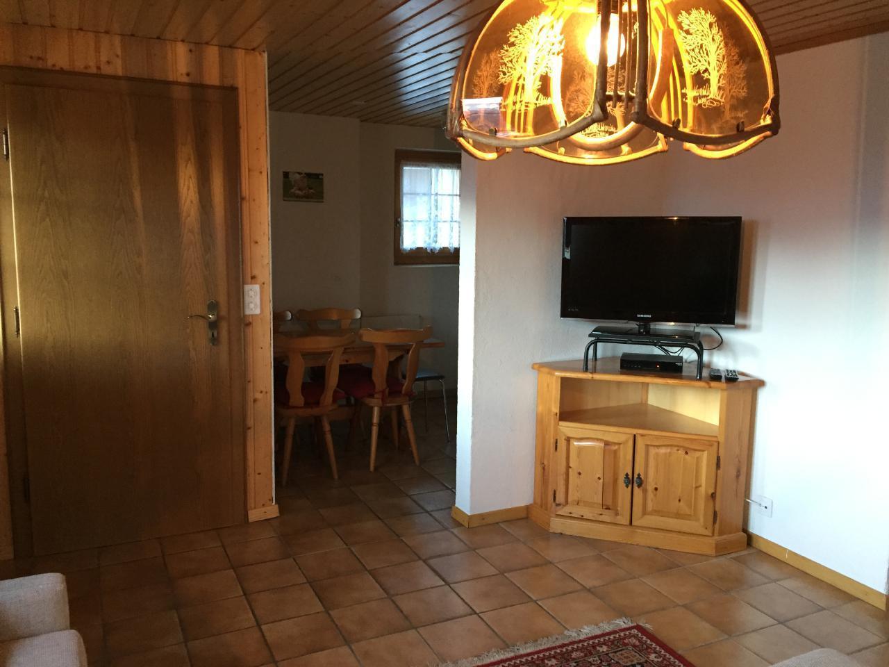 Ferienwohnung Chalet Gerbera | Familienwohnung auf Rosswald (2245642), Rosswald, Brig - Simplon, Wallis, Schweiz, Bild 9