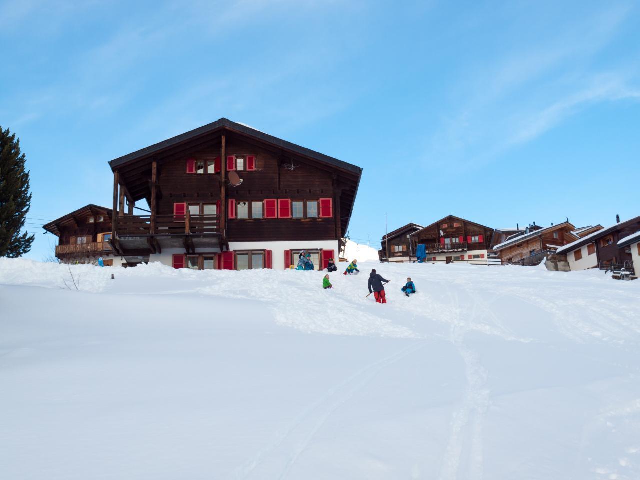 Ferienwohnung Chalet Gerbera | Familienwohnung auf Rosswald (2245642), Rosswald, Brig - Simplon, Wallis, Schweiz, Bild 16