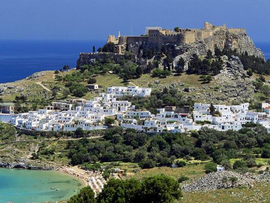 Holiday house Villa Chevalier (225768), Kiotari, Rhodes, Dodecanes Islands, Greece, picture 13