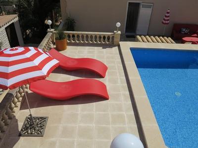 Ferienhaus Casa Bandi-Ferienhaus mit Pool, Garage und Meerblick (225902), Cala Ratjada, Mallorca, Balearische Inseln, Spanien, Bild 28