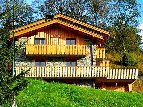 Ferienhaus Chalet Paradis de St. Martin (226447), Saint Martin de Belleville, Savoyen, Rhône-Alpen, Frankreich, Bild 3