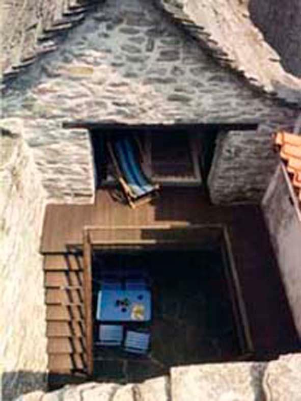 Ferienhaus Casa Anna - das romantische Rustico (2274603), Avegno, Maggiatal, Tessin, Schweiz, Bild 6