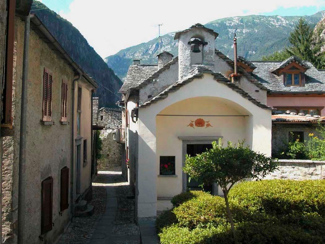 Ferienhaus Casa Anna - das romantische Rustico (2274603), Avegno, Maggiatal, Tessin, Schweiz, Bild 2