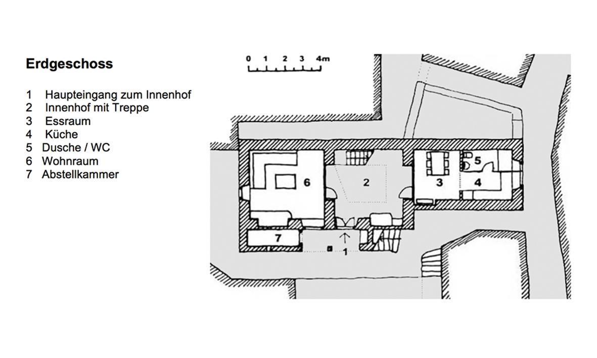 Ferienhaus Casa Anna - das romantische Rustico (2274603), Avegno, Maggiatal, Tessin, Schweiz, Bild 14
