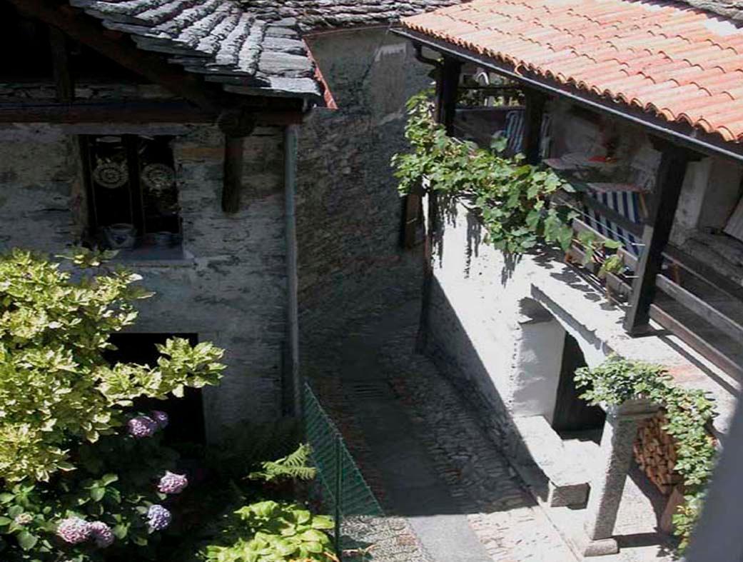 Ferienhaus Casa Anna - das romantische Rustico (2274603), Avegno, Maggiatal, Tessin, Schweiz, Bild 4