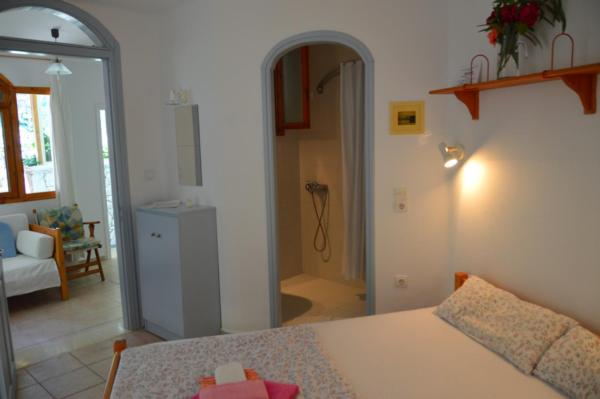 Holiday apartment Mein Paradies - Das Morgen-Apartment (2275418), Vafeios, Lesbos, Aegean Islands, Greece, picture 2