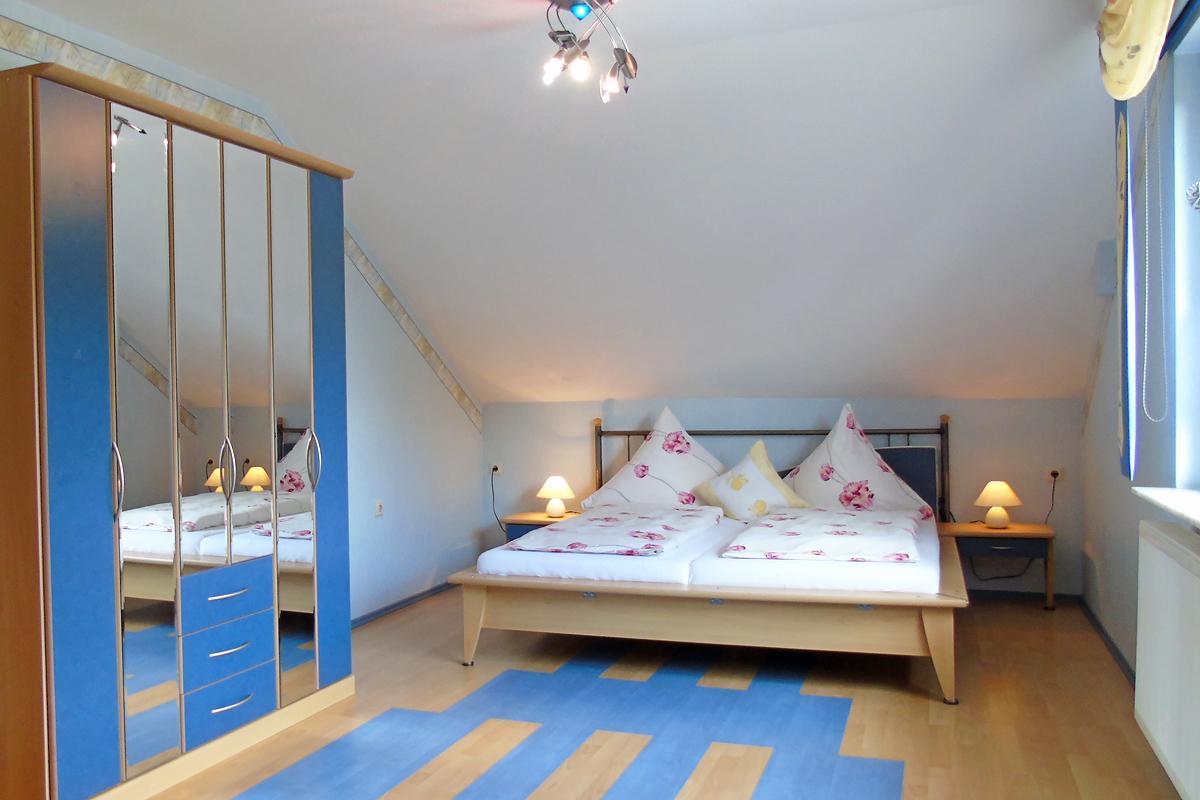 Holiday apartment Ferienwohnungen Reinhardt (Typ A für 4-8 Personen) (228165), Diedorf, Rhön (Thuringia), Thuringia, Germany, picture 5