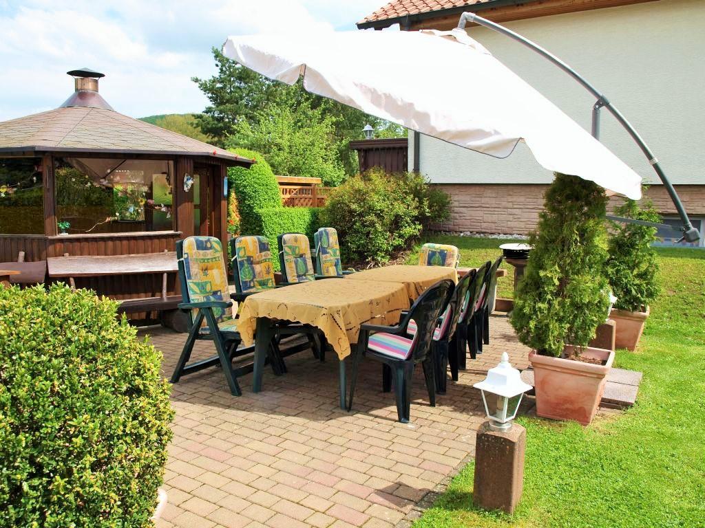 Holiday apartment Ferienwohnungen Reinhardt (Typ A für 4-8 Personen) (228165), Diedorf, Rhön (Thuringia), Thuringia, Germany, picture 10