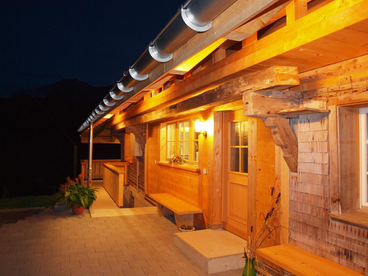 Alphütte Sammligen Hilfernpass Hütte