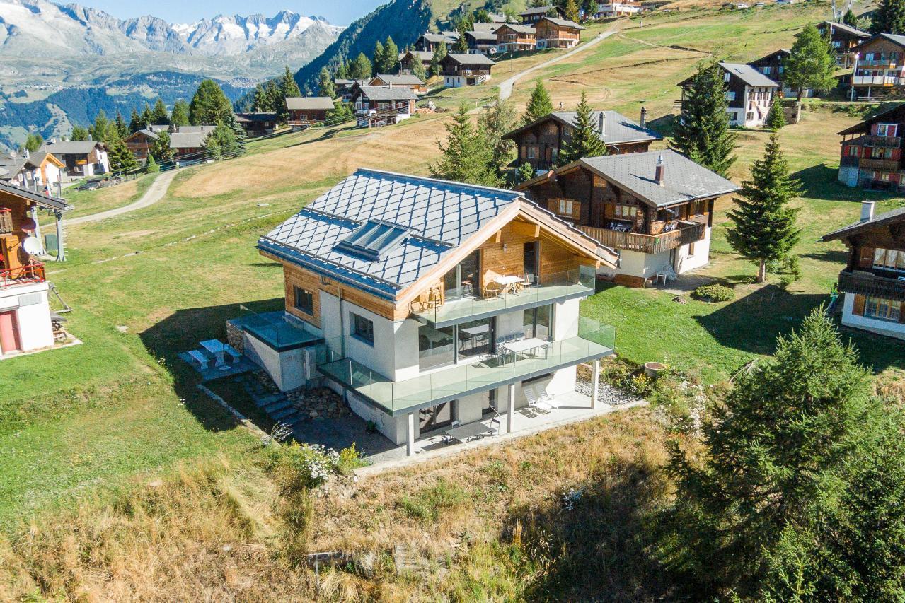Ferienwohnung Chalet Avista moderne Ferienwohnung auf Rosswald im Wallis (2296310), Rosswald, Brig - Simplon, Wallis, Schweiz, Bild 5