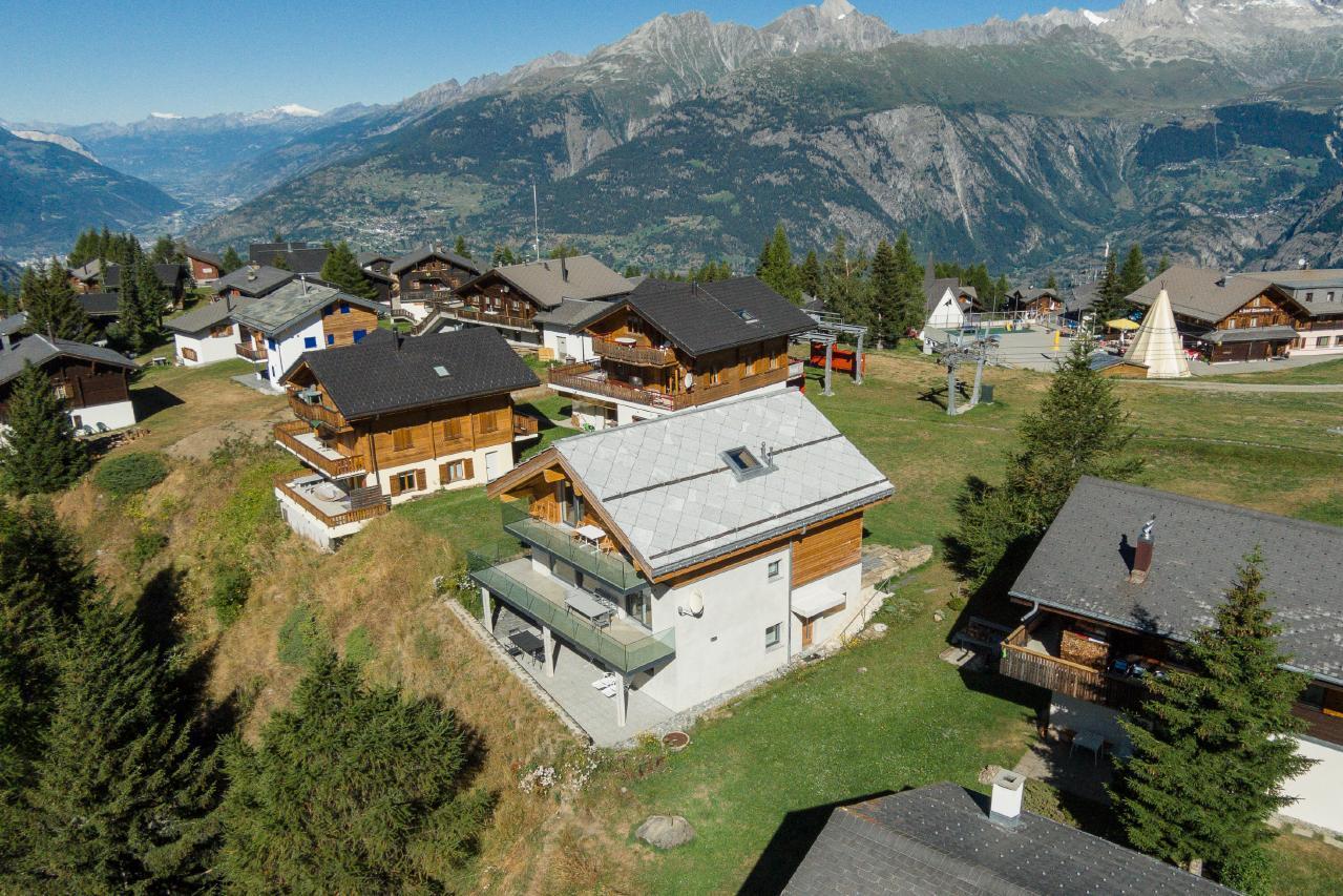 Ferienwohnung Chalet Avista moderne Ferienwohnung auf Rosswald im Wallis (2296310), Rosswald, Brig - Simplon, Wallis, Schweiz, Bild 6